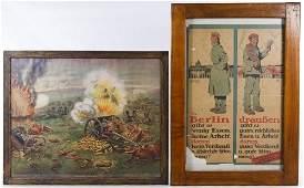 World War I Era Print and Photograph Assortment