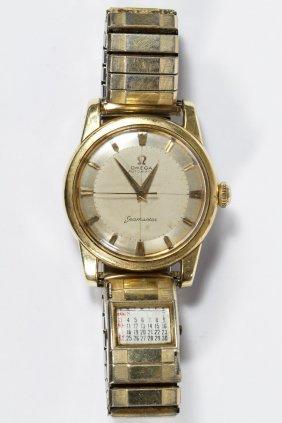 Omega Seamaster Automatic Wrist Watch