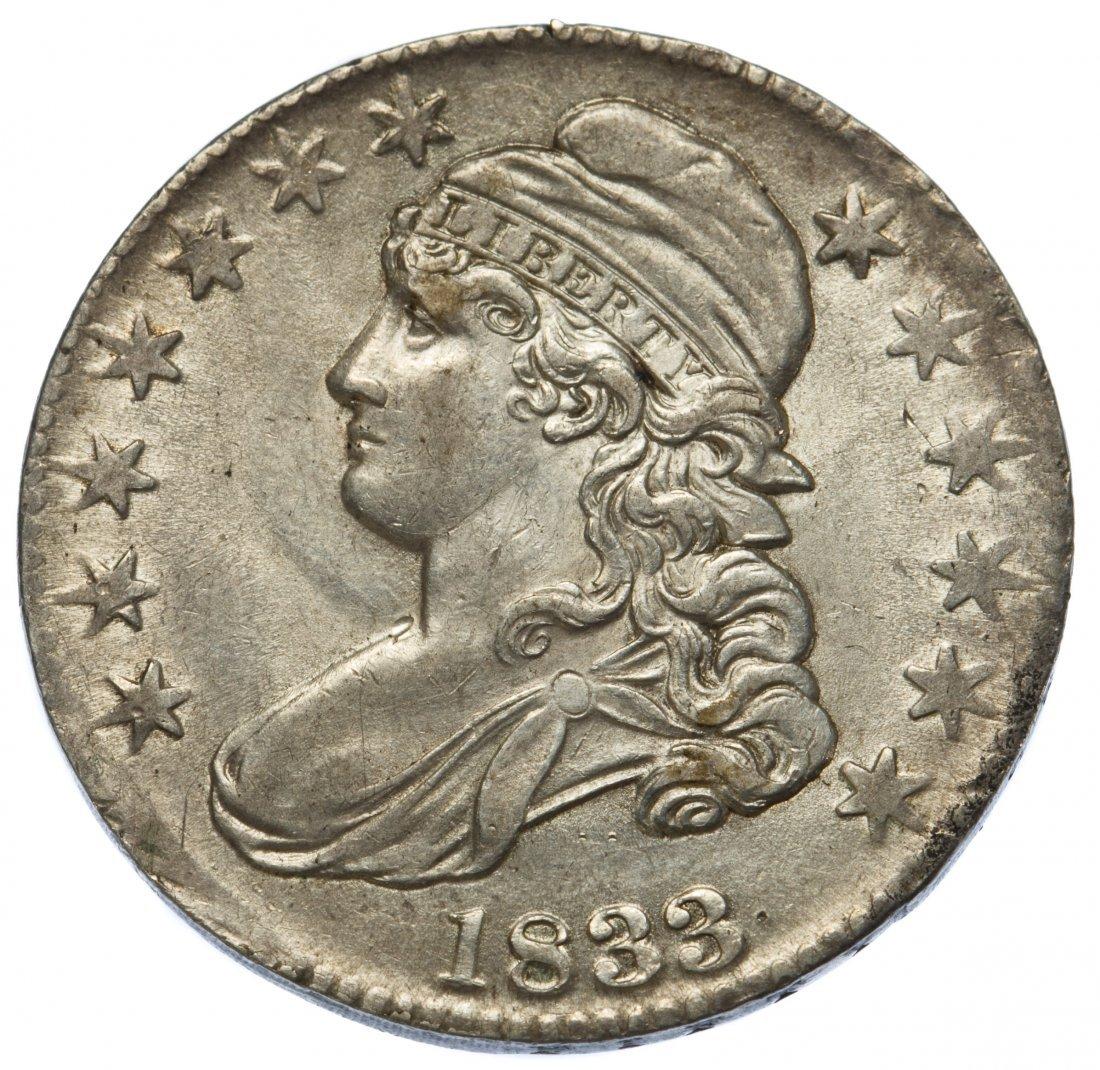 1833 50c AU Details