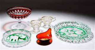 Waterford Crystal Cut to Clear Compote