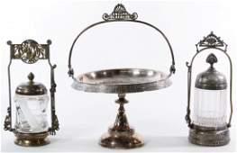 Victorian Silverplate Assortment