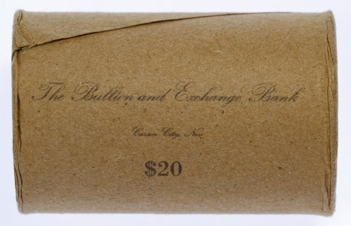 Bullion and Exchange Bank Morgan $1 Roll