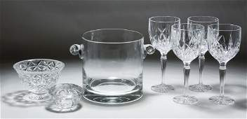 Tiffany & Co. and Waterford Crystal Assortment