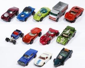 Mattel 'redline' Hot Wheels Toy Car Assortment