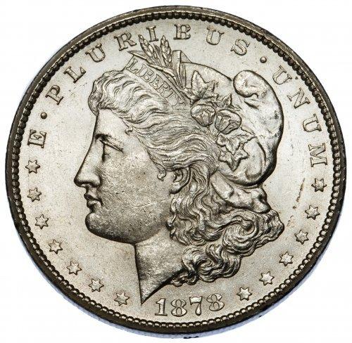 1878-CC $1 MS-63