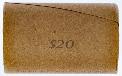 Rocky Mt. National Bank Morgan $1 Roll (Central City, - 2