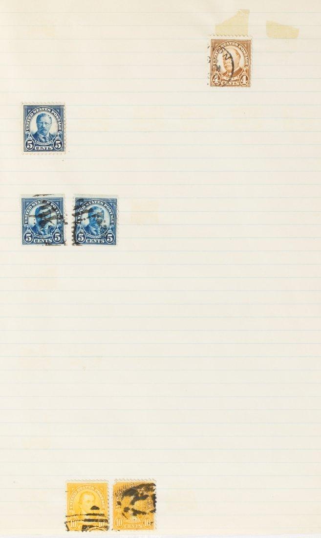 US Stamp Assortment - 10