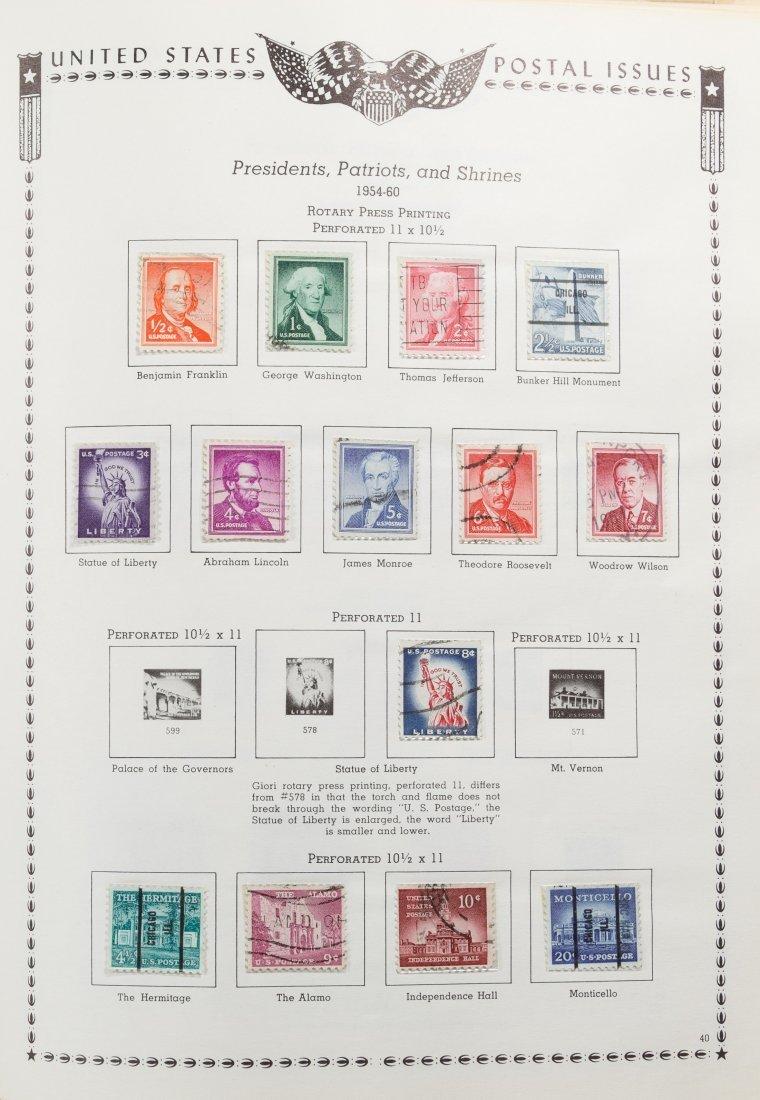US Stamp Assortment - 2