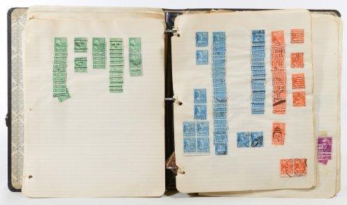 US Stamp Assortment - 4