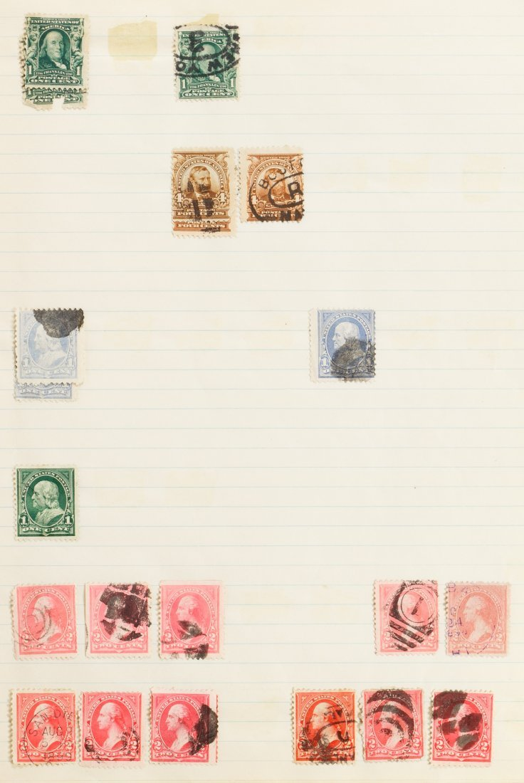US Stamp Assortment - 6