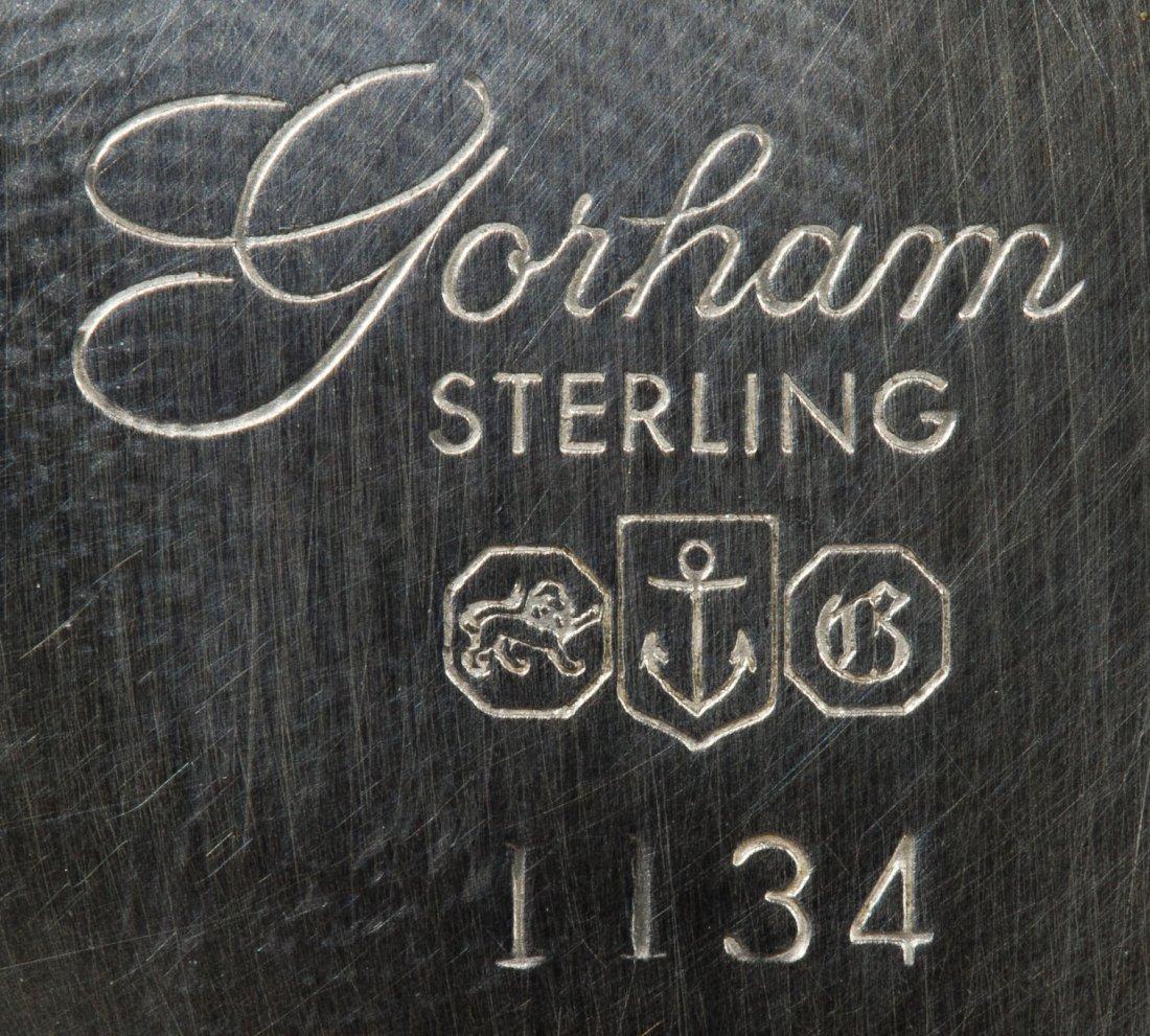 Gorham 'Strasbourg' Sterling Silver Mayonnaise Dish - 3