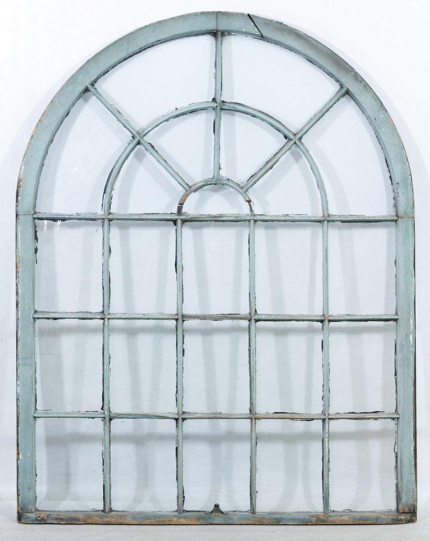 Palladian Style Window
