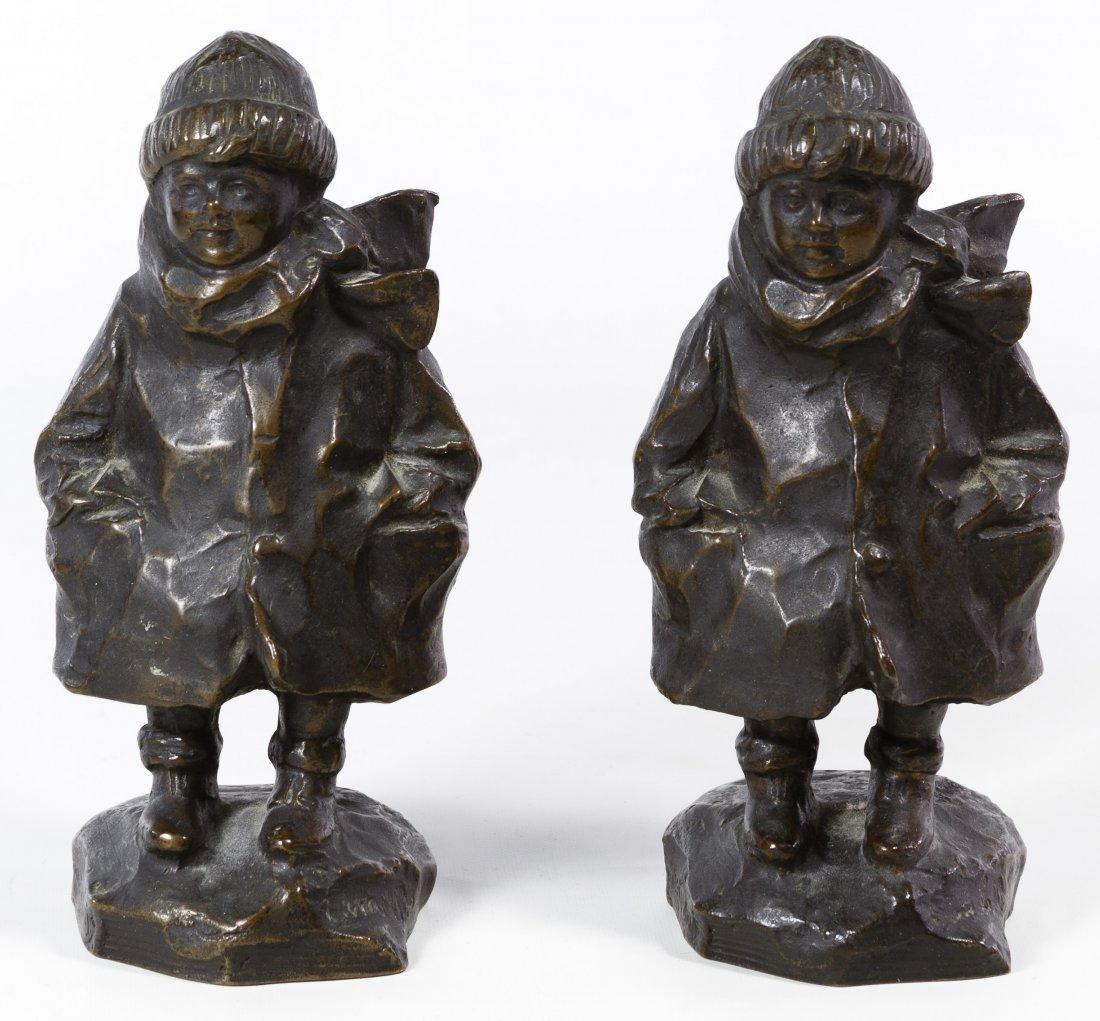 Italian Bronze Figurines