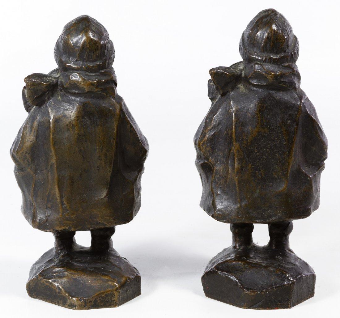 Italian Bronze Figurines - 2