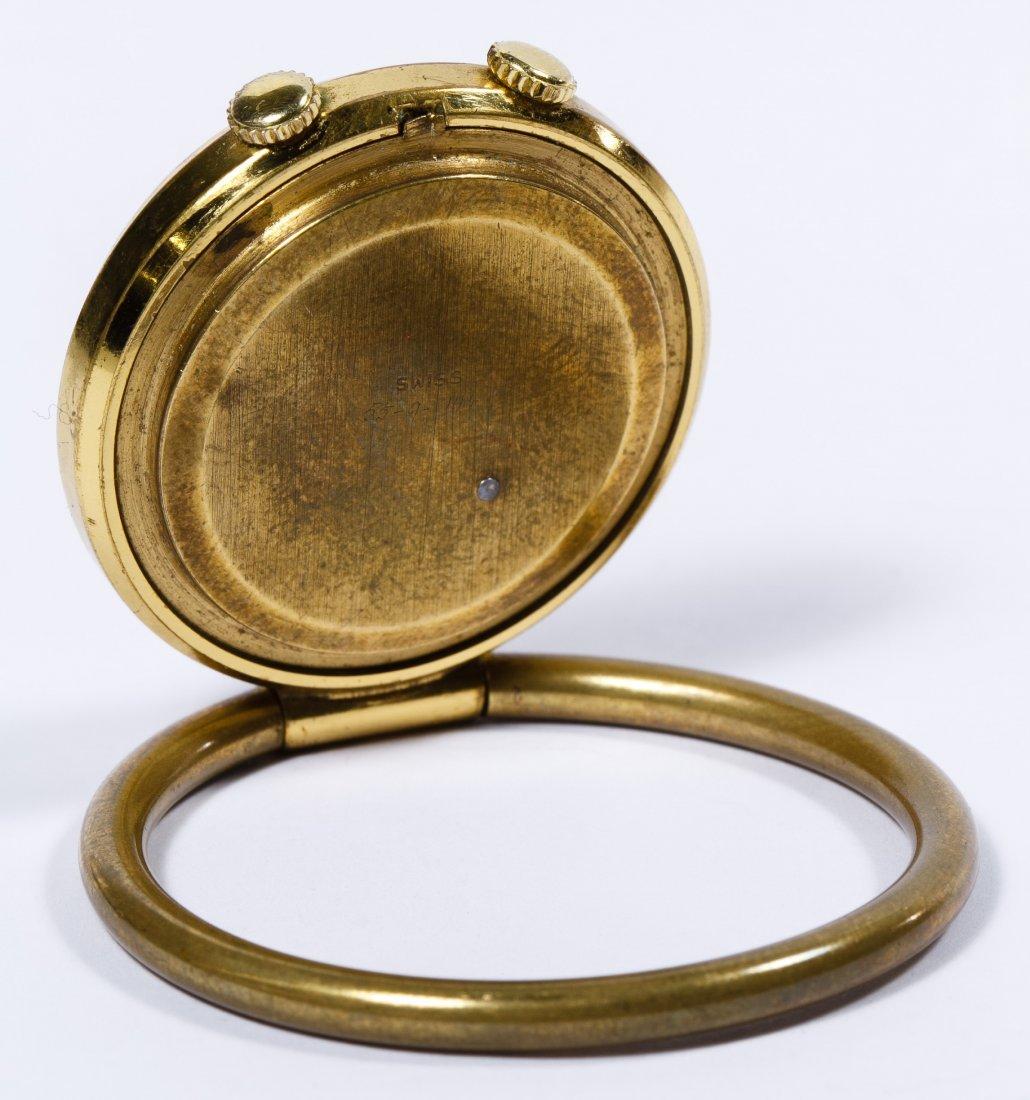 Tiffany & Co 'Concord' Travel Alarm Clock - 3