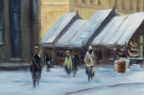 Stanislav Chimieinski (Polish, b.1936) Oil on Canvas - 4
