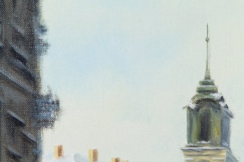 Stanislav Chimieinski (Polish, b.1936) Oil on Canvas - 5