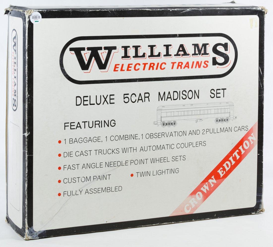 Williams 'Canadian National' Five Car Set - 2