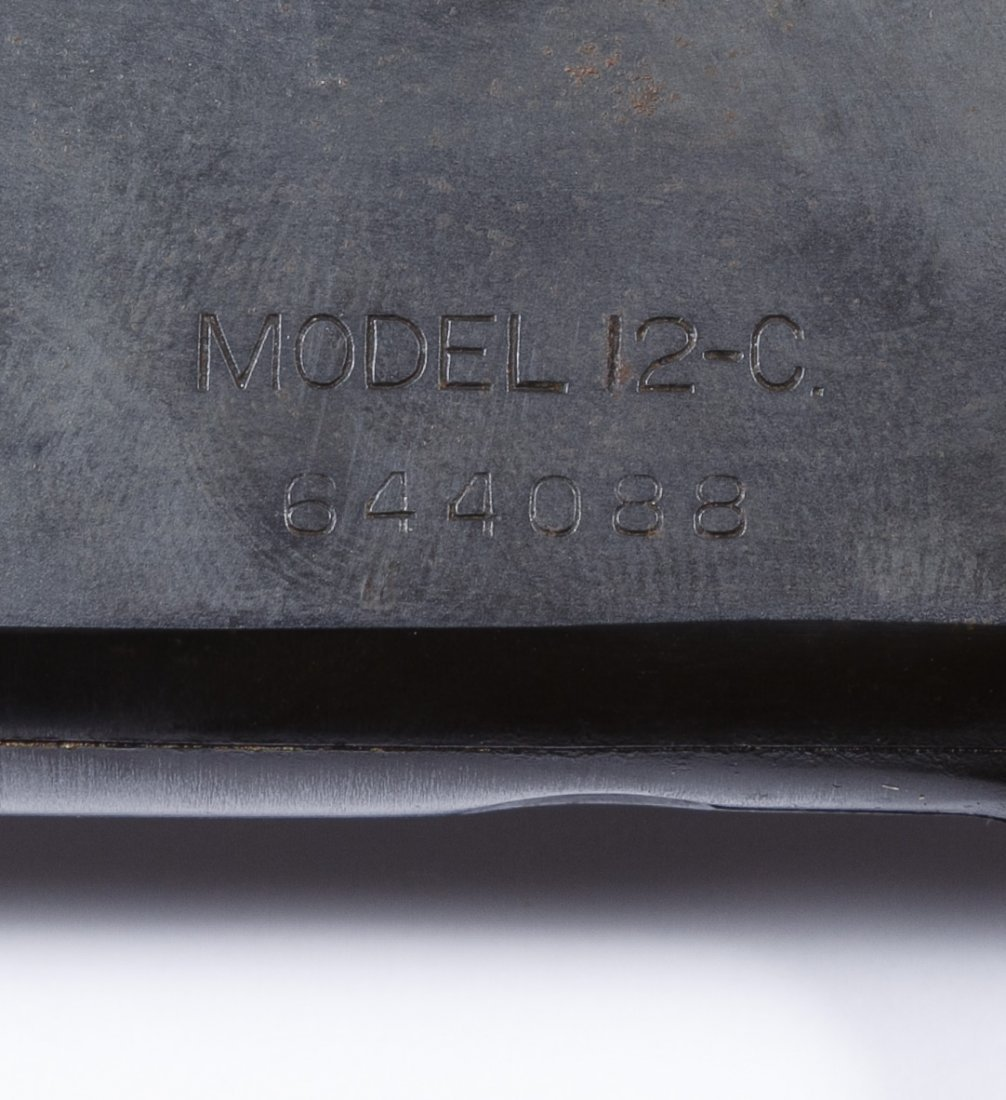 Remington Model 12-C .22 Cal. Rifle (Serial #644088) - 3