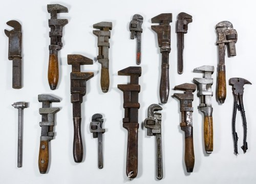Monkey and Pipe Wrench Assortment