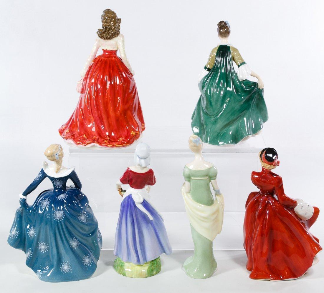 Royal Doulton Figurine Assortment - 2