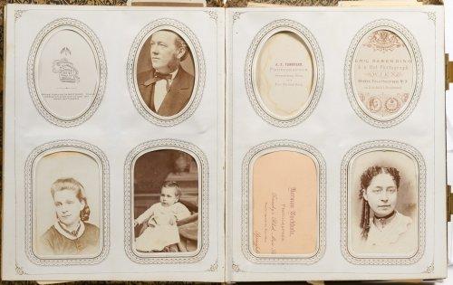 Victorian Photograph Album Assortment - 2