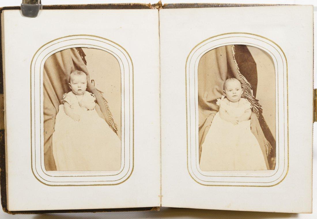 Victorian Photograph Album Assortment - 6