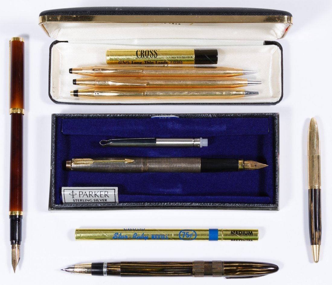 14k Gold, Gold Filled and Sterling Silver Pen