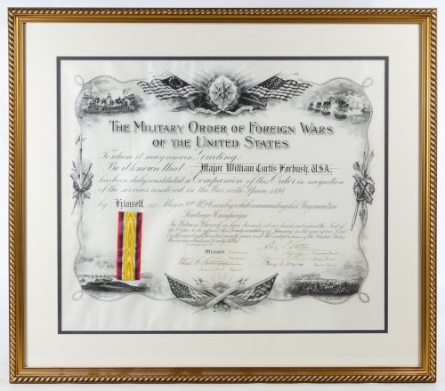 The Military Order of Foreign Wars of The United States