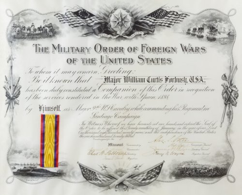 The Military Order of Foreign Wars of The United States - 2