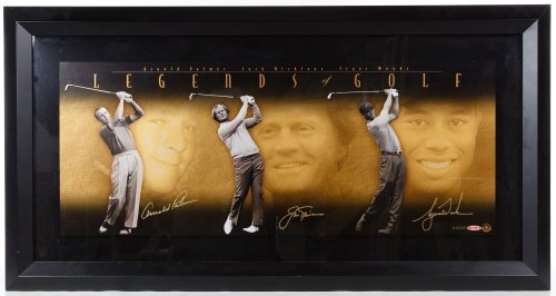 Autographed 'Legends of Golf' Photograph