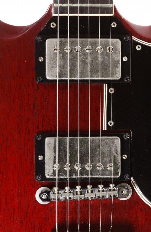 Gibson 'Les Paul' SG Electric Guitar - 4