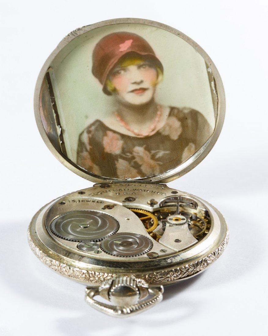 Gold Filled Open Face Case Pocket Watch Assortment - 2