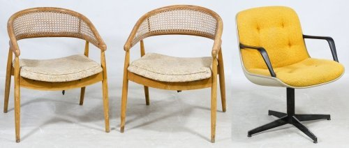 Mid-Century Modern Arm Chairs Assortment