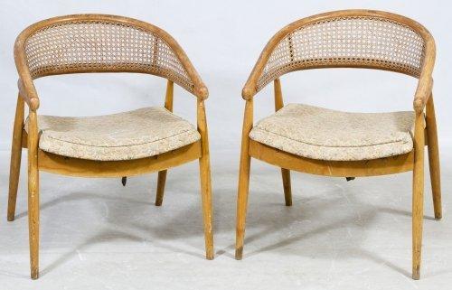 Mid-Century Modern Arm Chairs Assortment - 2