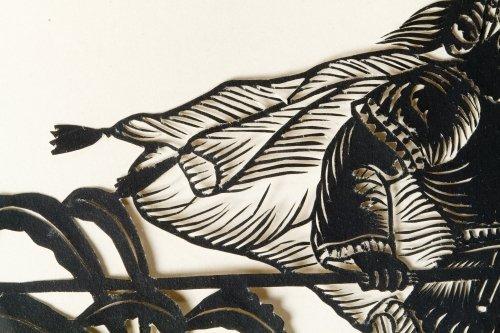 Unknown Artist (German, 19th Century) 'Hussar Warrior' - 3