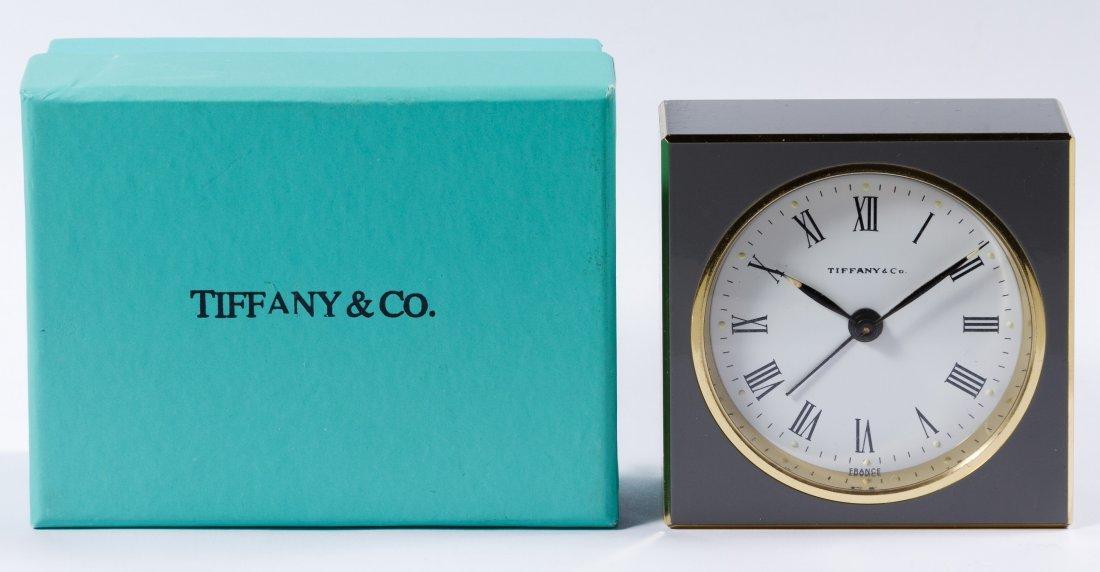 Tiffany & Co Desk Clock