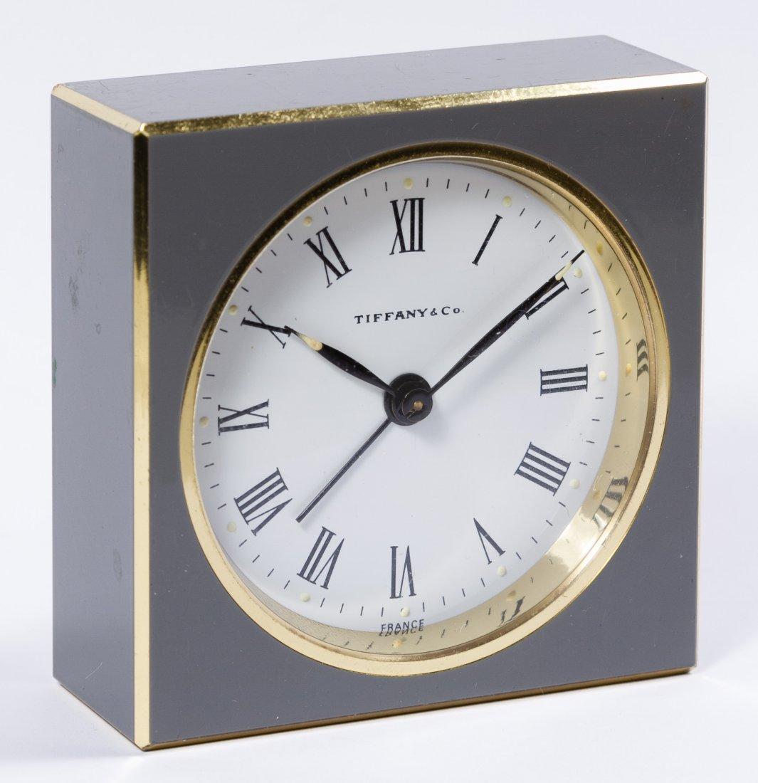 Tiffany & Co Desk Clock - 2