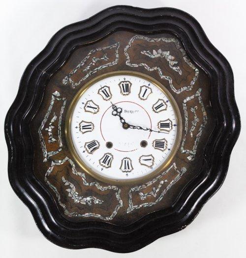 Comtoise Style Wall Clock