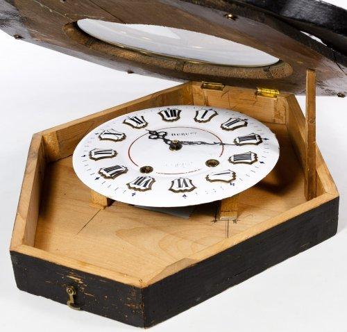 Comtoise Style Wall Clock - 2