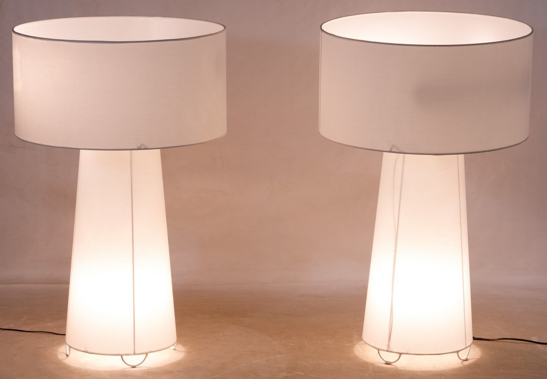 Mid-Century Modern Style Lamps