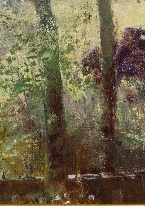 Unknown Artist (European, 20th Century) Oil on Canvas - 4