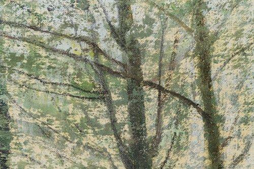 Unknown Artist (European, 20th Century) Oil on Canvas - 5