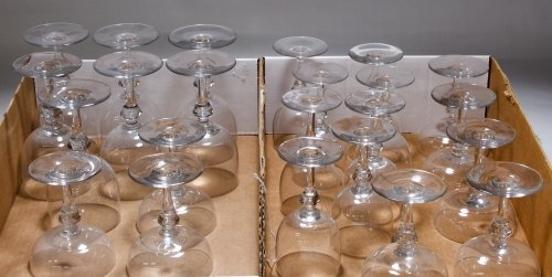 Baccarat Crystal Stemware Assortment - 2
