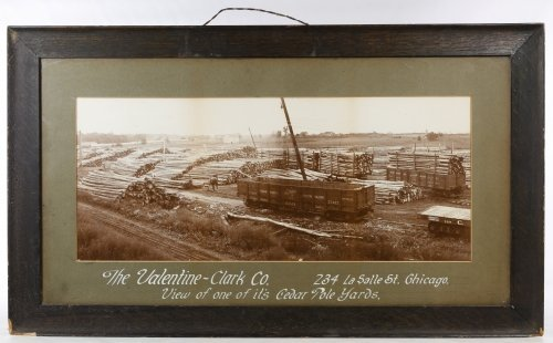Chicago Northwestern Railroad Photograph