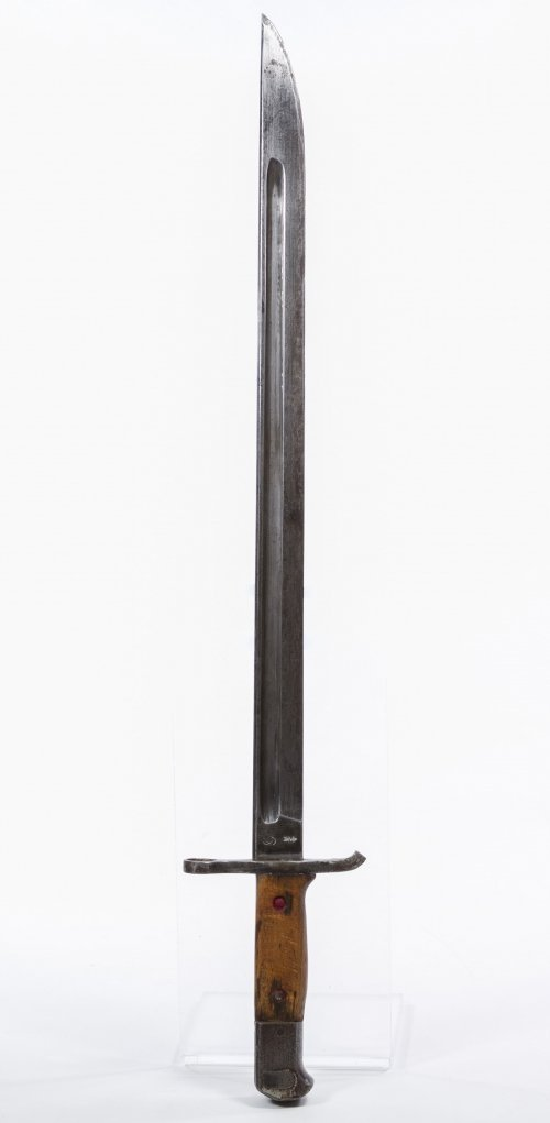 World War II Japanese Type 30 Arisaka Bayonet - 2