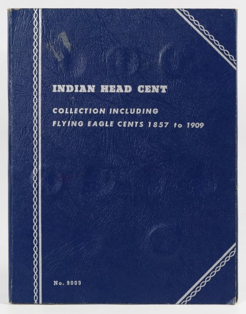Indian Head 1c Partial Set