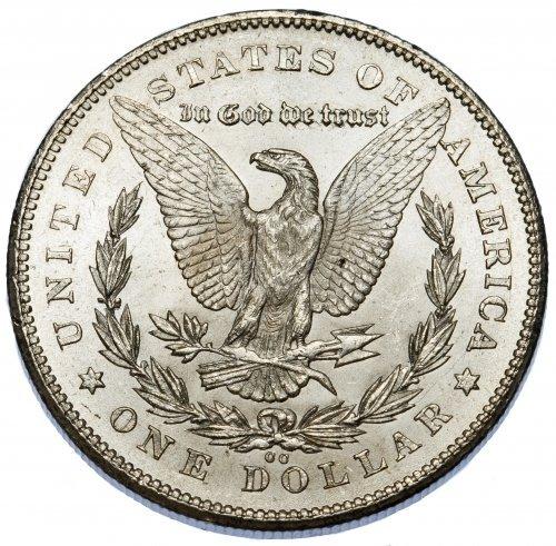 1878-CC $1 MS-63 - 2