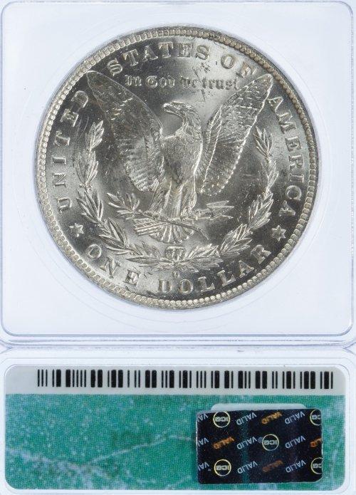 1884-O $1 MS-65 ICG - 2