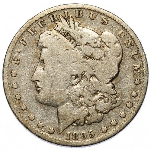 1895-O $1 F